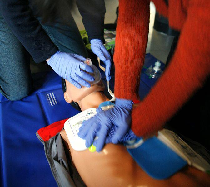 American Red Cross CPR/AED & First Aid Instructor Course ...